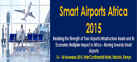 Smart Airports Africa 2015 event
