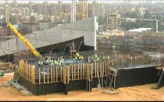 Sigh of relief as construction of Grand Egyptian Museum nears completion
