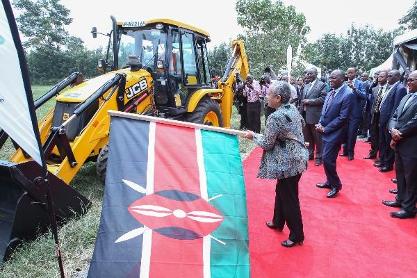 Construction of first cancer hospital in Kenya begins