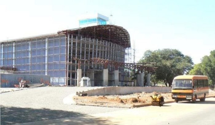 Construction of new airport terminal in Zambia set for completion