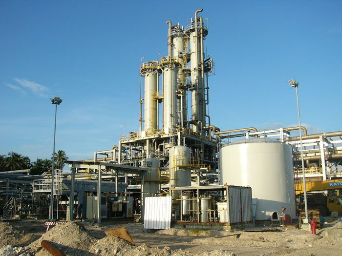 The constructed 650MW Gas Plant in Egypt goes Onlinefunding to construct power plants