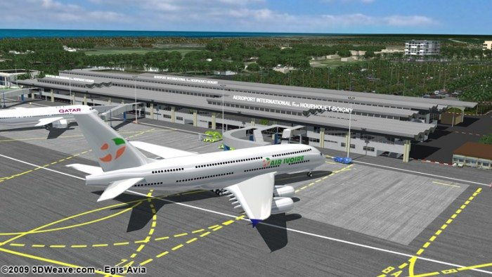 Construction of airport projects in Sub-Saharan Africa on the increase
