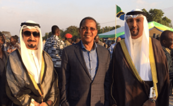 Kuwait Funds the construction of key road in Tanzania