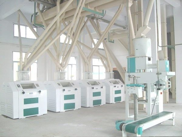 Construction of maize milling plant in Kenya