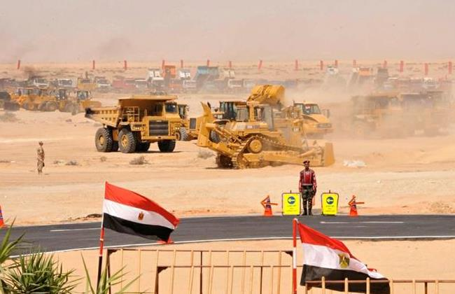 Egypt's Suez Canal construction to be extended