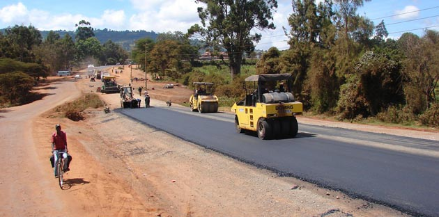 World Bank funds construction of Kenya-South Sudan road