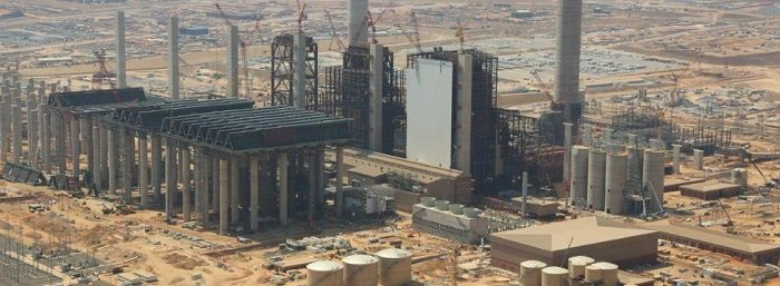 Construction work at Kusile Power plant in south Africa halted as worker dies