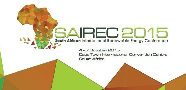 Renewable energy conference in South Africa to kick off in October