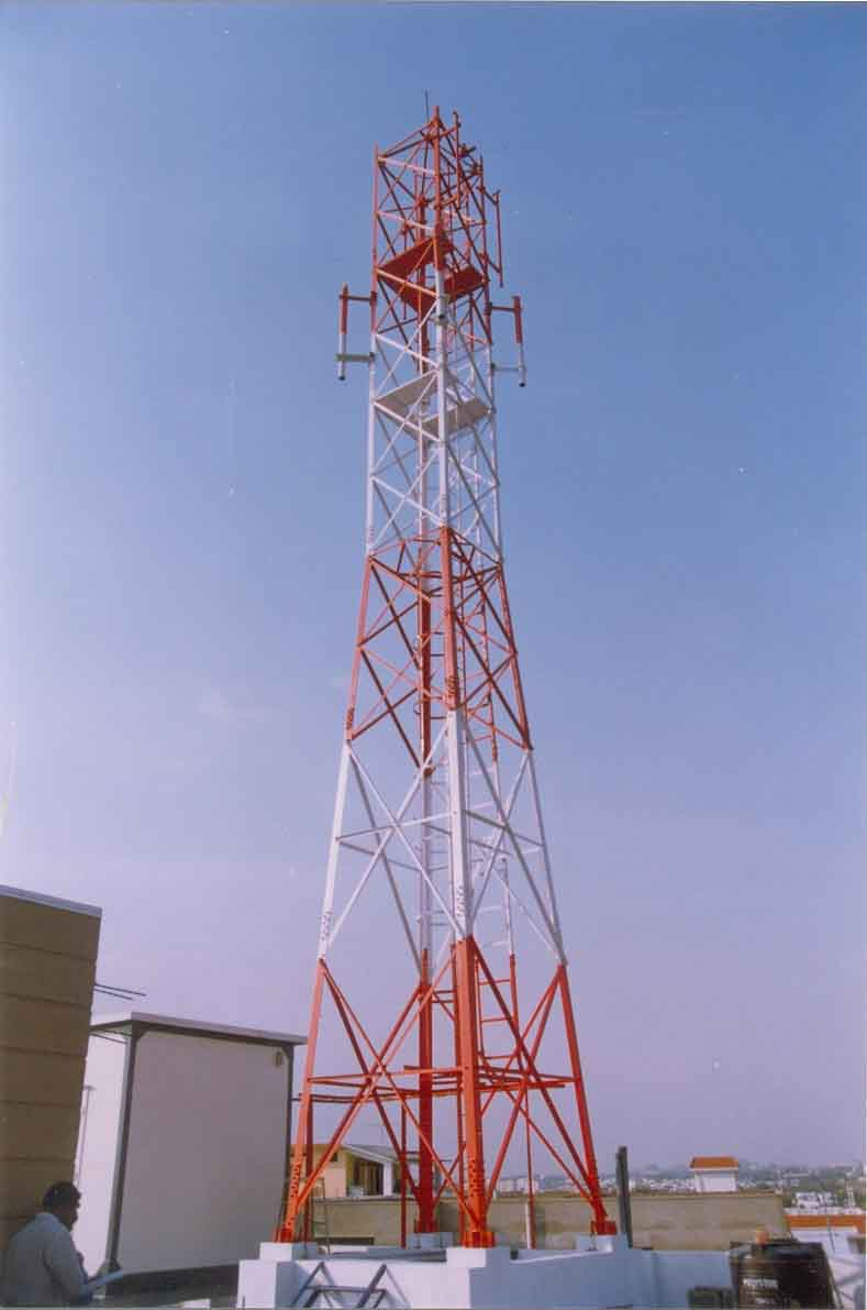 Towers And Masts African Telecommunication Projects