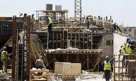 Leading construction firm in Egypt Arab Contractors eyes expansion