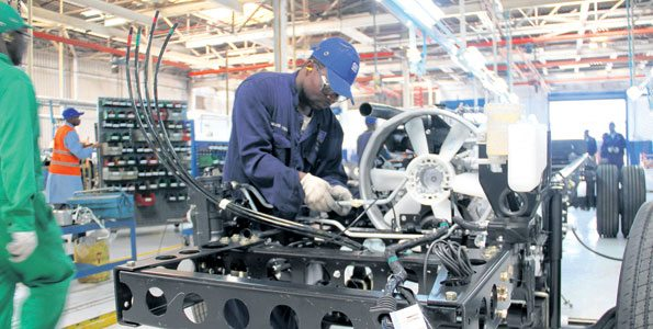 Assembling plant in Kenya to be constructed