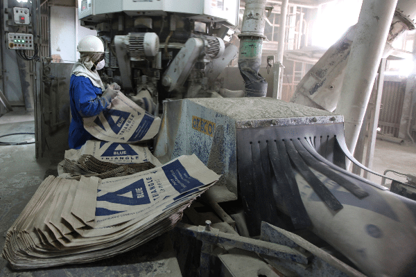 KNBS notes rising demand of cement in Kenya as construction industry booms
