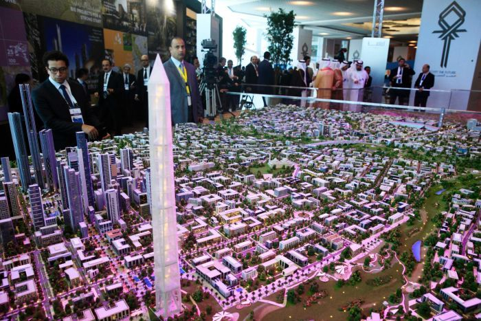 Egypt cancels agreement with AlAbbar to construct administrative capital city