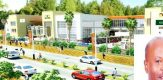Ongoing construction of Rosslyn Riviera Mall in Kenya halfway complete