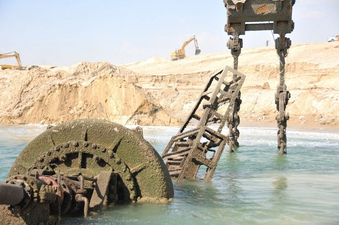 Hamas opposes construction of water channels by Egypt along Gaza border
