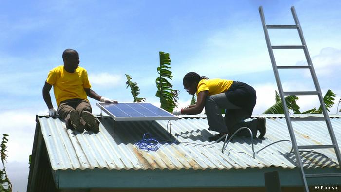 Kenya now banks on solar power to boost its electricity supply