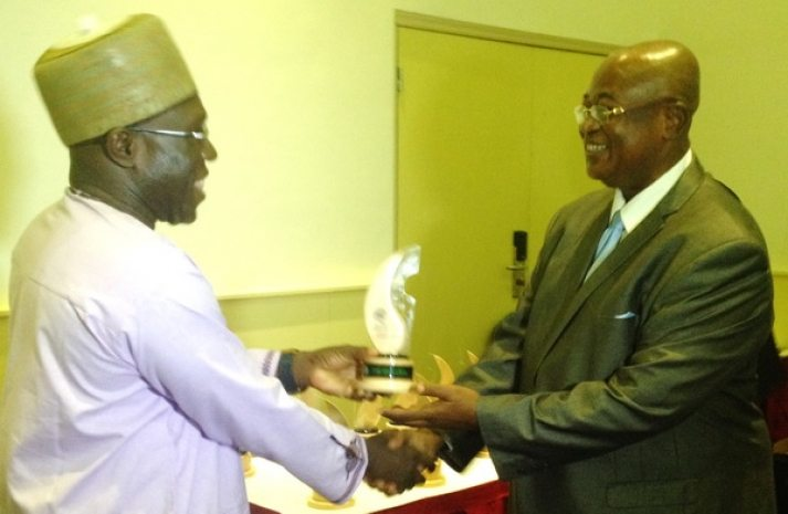 Ghana Institute of Construction honours excellence in the the country