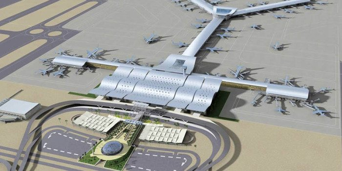 A new airport in Nigeria set to be constructed