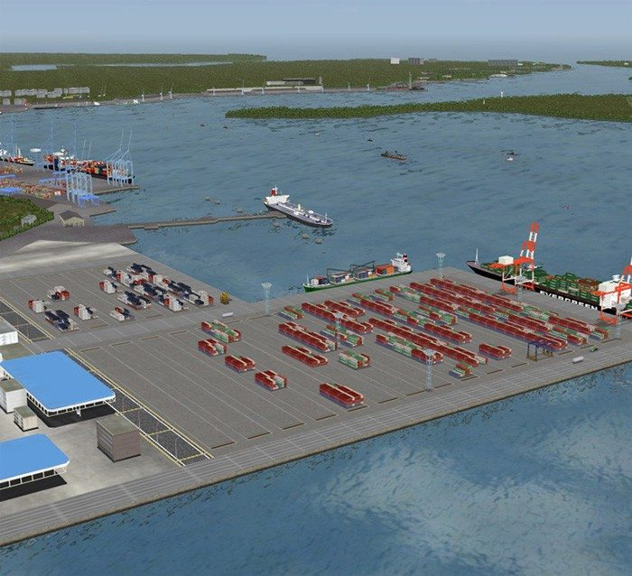 Newly constructed Mombasa port terminal to start operation in 2016