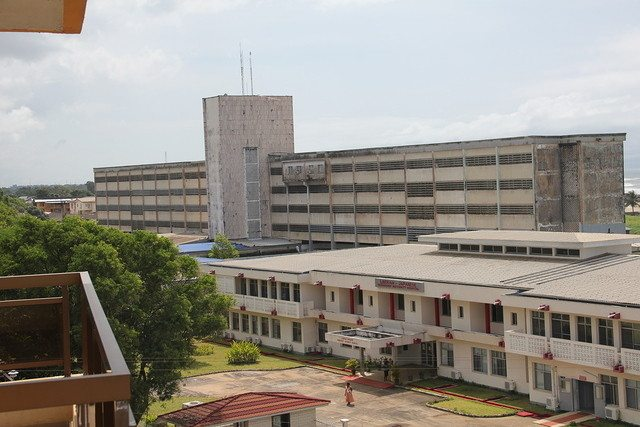 F. Kennedy Memorial Medical Center in Liberia to be reconstructed