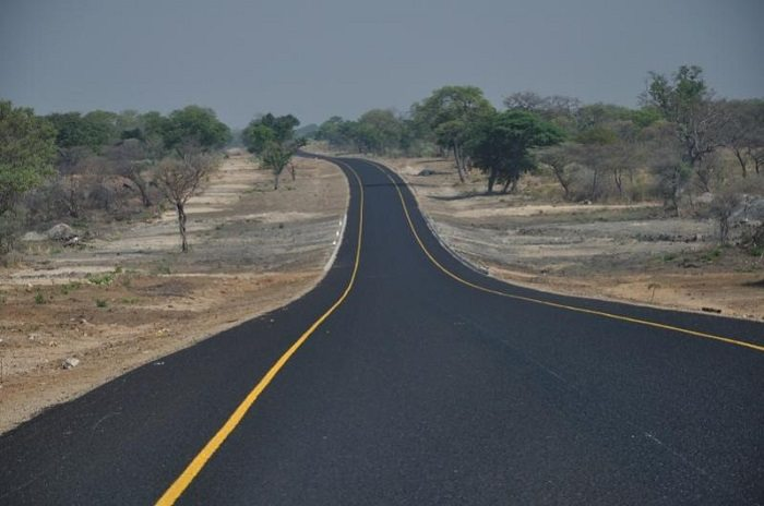 Construction of major Road in Zambia is in good course ...