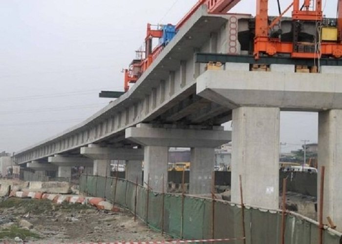 Rail mass transit construction project in Nigeria on track