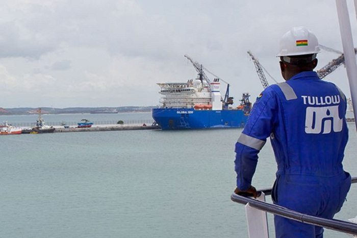 Tullow Oil in Ghana says it can withstand slump in oil prices