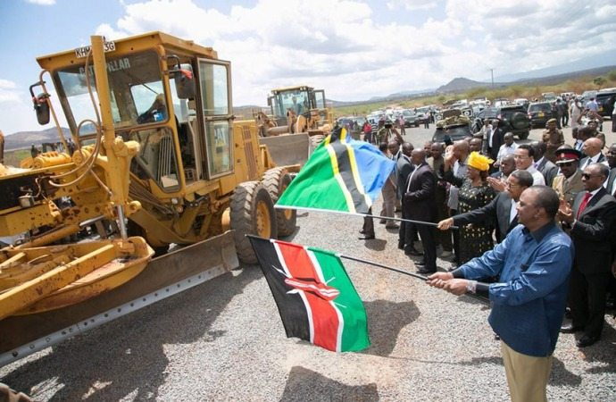 Boost for EAC as construction of major road in Kenya launched