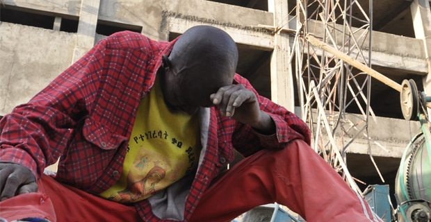 How to prevent accidents on a construction site in Africa