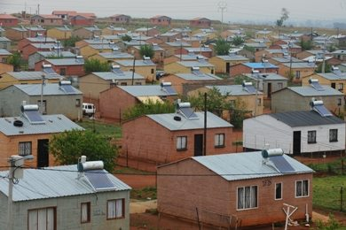 Construction of affordable housing in South Africa gets a new breath of life