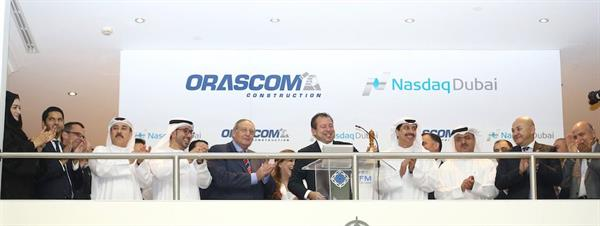 Egypt based Orascom Construction records US$ 98.3m profit in first quarter 2015