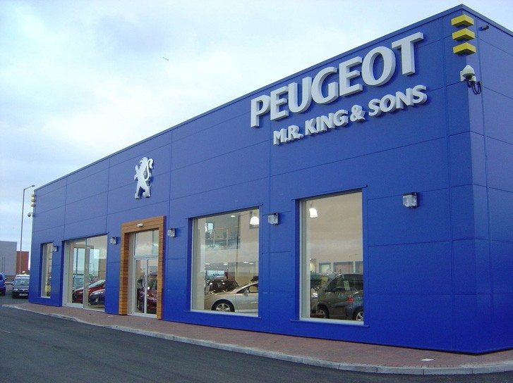 Construction of Peugeot car manufacturing plant in Algeria nears completion