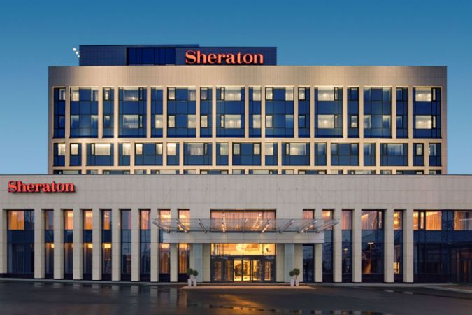 Sheraton announces plans to construct high end hotel in kenya for High end hotels