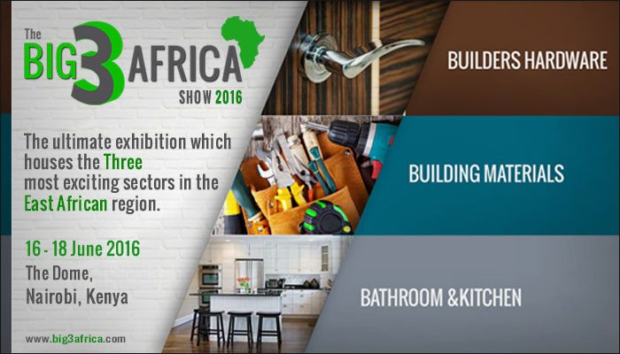 Big3Africa 2015 to be held from 16th-18th June 2016