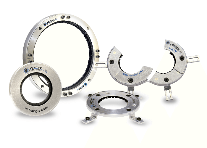 AEGIS® Rings Protect Against Both Major Sources of Bearing Currents in VFD-Driven Motors