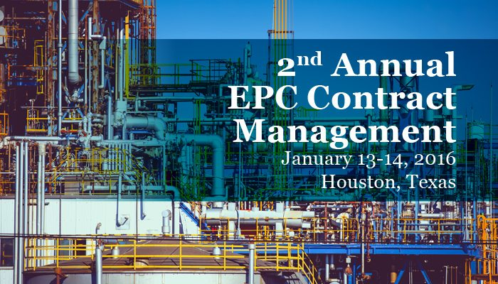 2nd Annual EPC Contract Management in the US