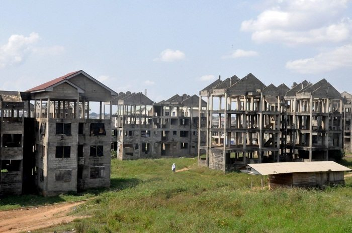 Govt begins construction of affordable houses in Ghana years after stalling