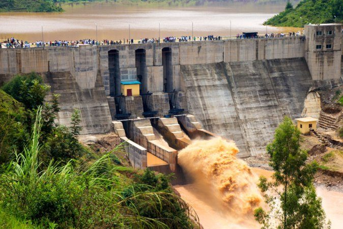 Construction of hydropower plants in Rwanda gets financial support