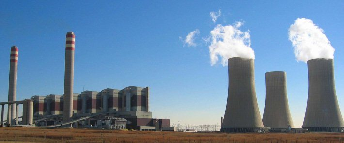 Construction of coal fired independent power plant in South Africa gets green light