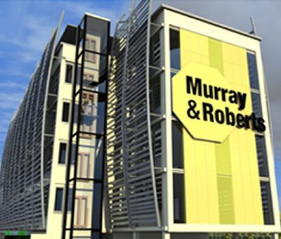 Shares drop for construction firm Murray &Roberts in South Africa