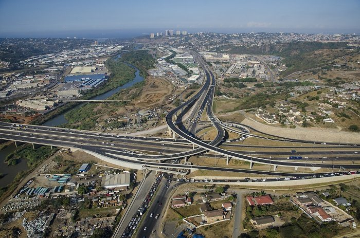 Pietermaritzburg South Africa  city images : transport roads southern africa south africa nov 2 2015 335