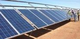 Newly constructed 55MW solar power project in Tanzania commissioned