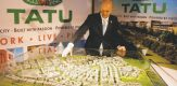 Chinese firm signs deal with Tatu City in Kenya to construct infrastructure