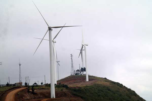 Bloomberg survey ranks Kenya sixth in green power generation