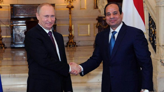 Russia offers loan for nuclear power plant construction in Egypt