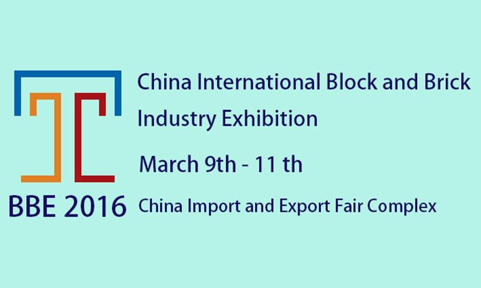 BBE China International exhibition 2016