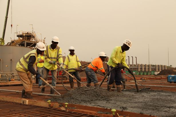 Construction industry in Egypt to grow by 8% in 2016 says report