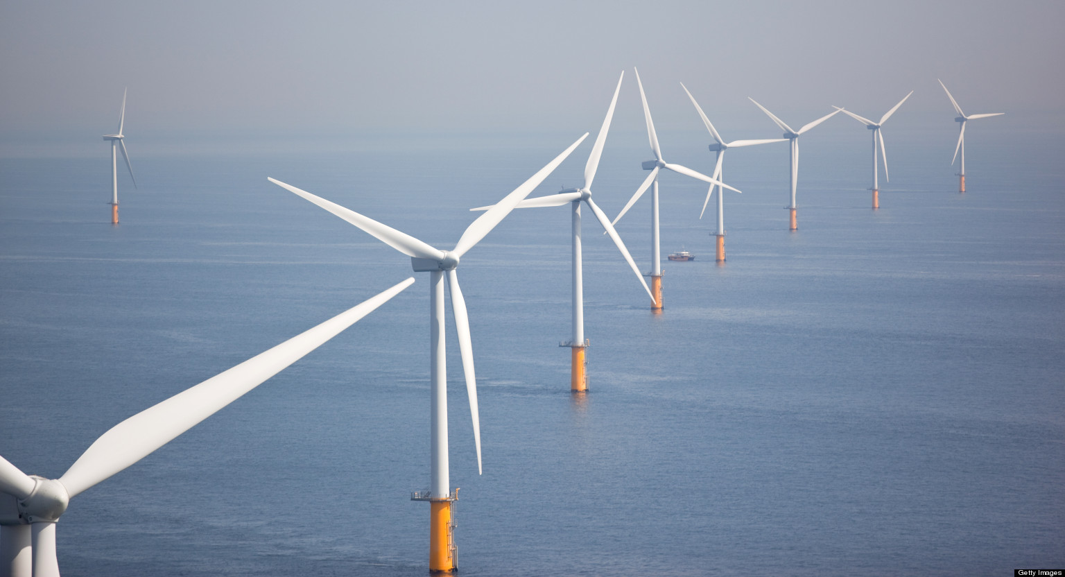 Siemens to supply wind turbines for world's largest floating wind farm