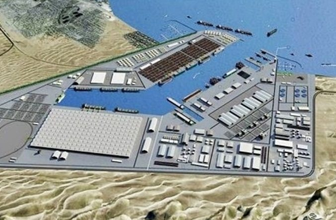 Tanzania halts construction of largest port in East Africa