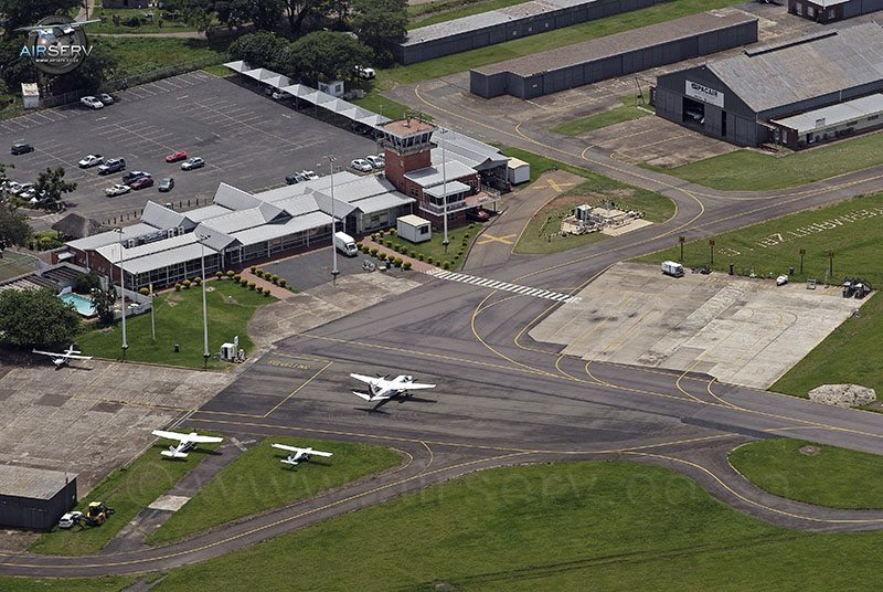Expansion of South Africa's Pietermaritzburg Airport to begin this year